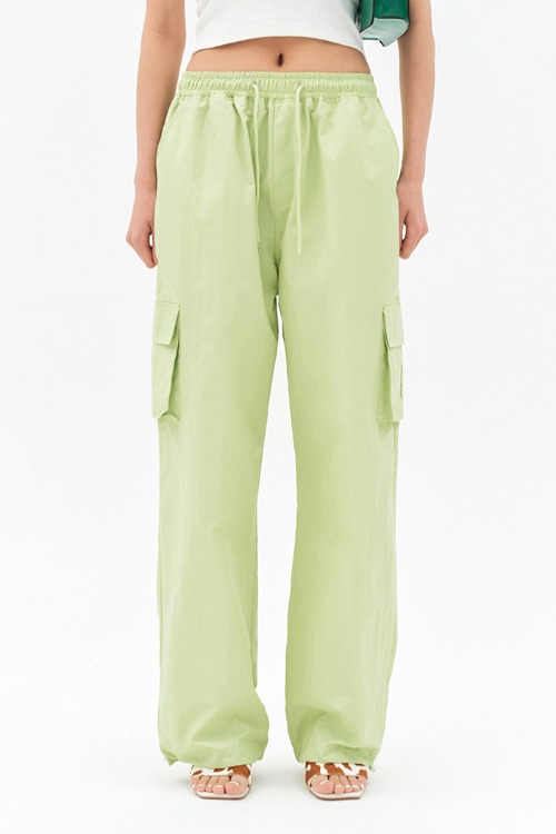 Track Pants Green (2ND REORDER)